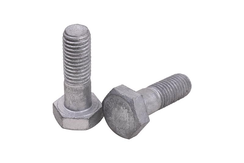 DIN931 hex bolt