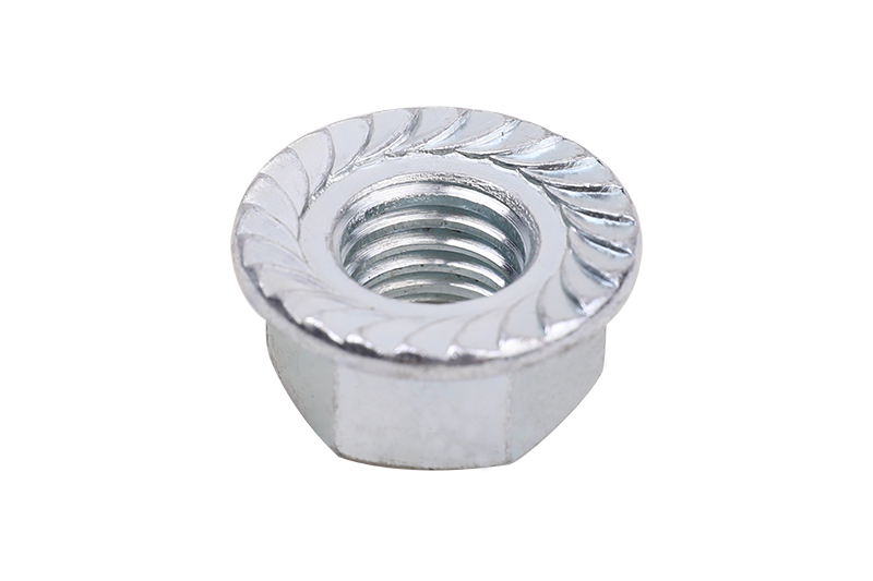 What Does a Hex Flange Nut Looks Like?