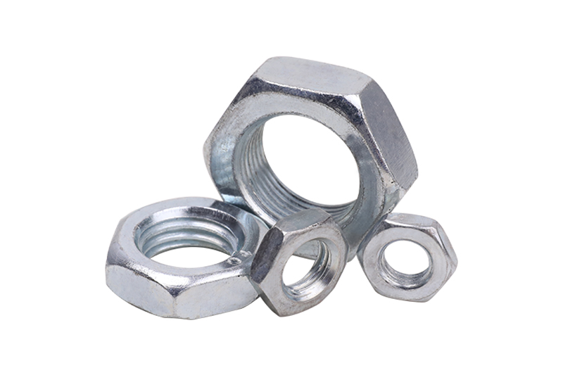 Hexagon Thin Nut