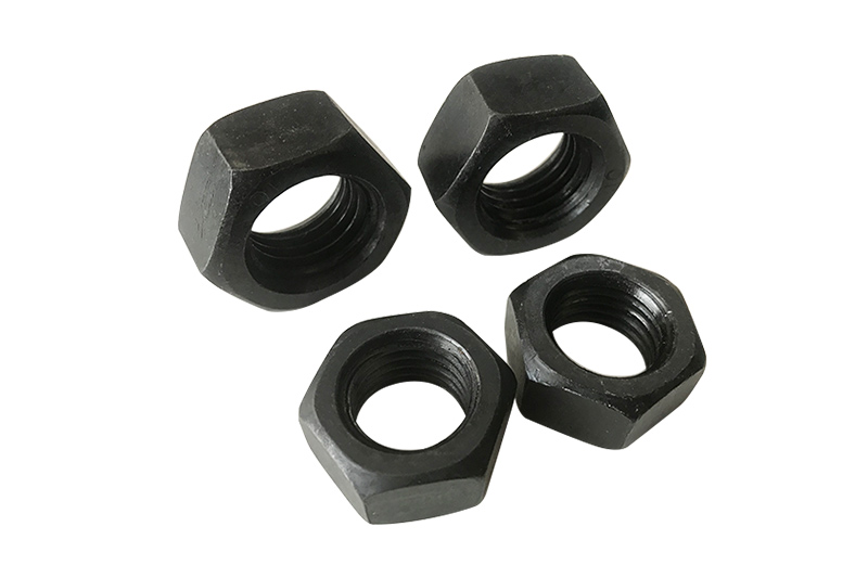 2H hex heavy nut
